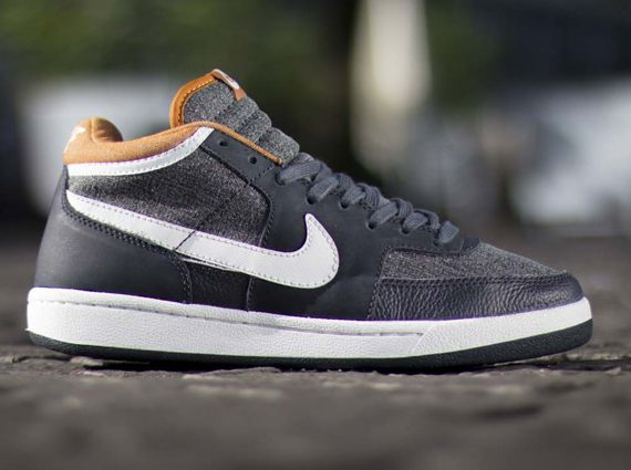 reputable site 83d3e 48f5c Nike Challenge Court Mid VNTG – Anthracite  Cider