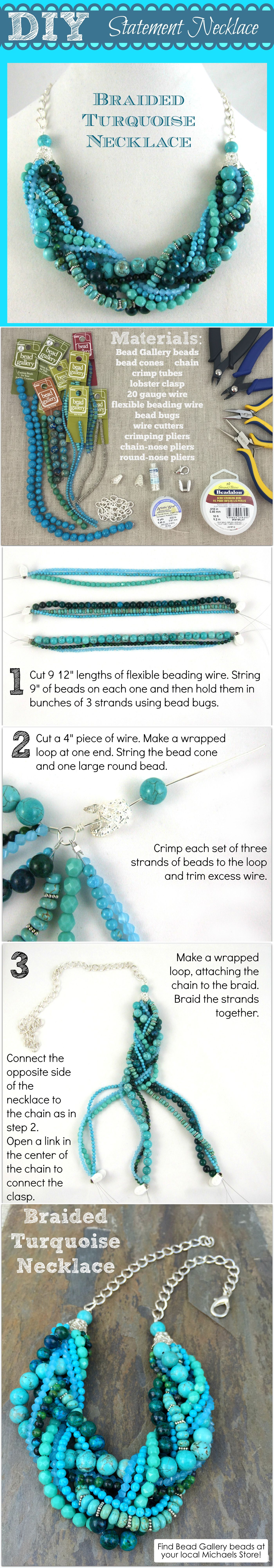 Easy Steps On How To Get The Best Jewelry | Braided necklace ...