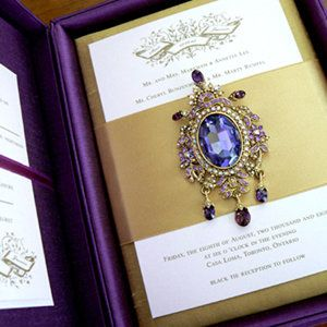 The coolest wedding invitations! & The coolest wedding invitations! | Brittany and Matt Tie the Knot ... Aboutintivar.Com