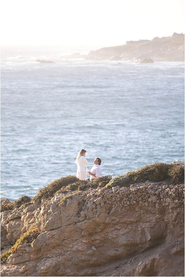 Big Sur Proposal | Laura Hernandez Photography