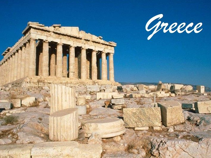 #Greece #traveling #iwant #who  #knows #one #day #place #pretty