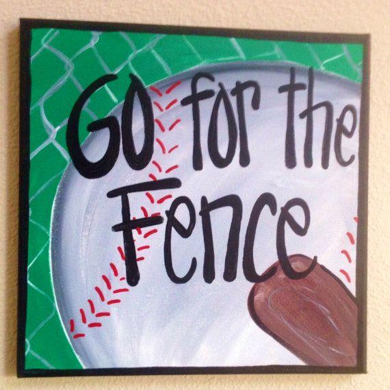 Baseball Motivational Art by My3Graces on Etsy