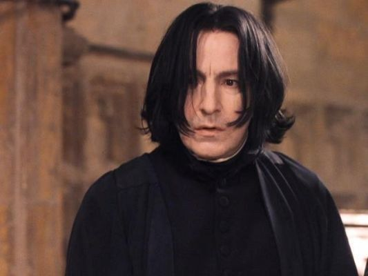Which Male Harry Potter Character Is Your Soulmate Harry Potter Characters Harry Potter Severus Snape Severus Snape Smiling