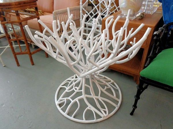FAUX CORAL Dining Table Base