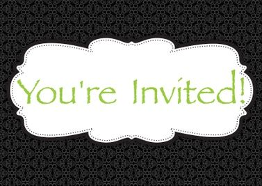 Sendcere Brought To You By Sendoutcards Party Invite Template It Works Wraps It Works Party