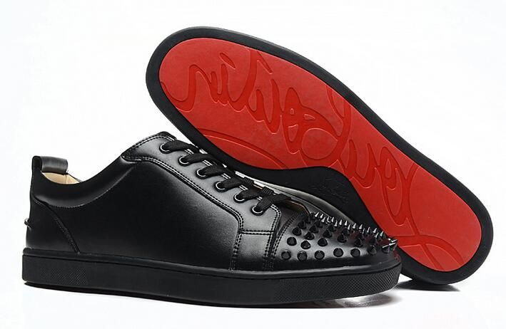 e9591432cba christian louboutin replica shoes high quality AAA+ leather shoes men shoes  women casual shoes red bottom