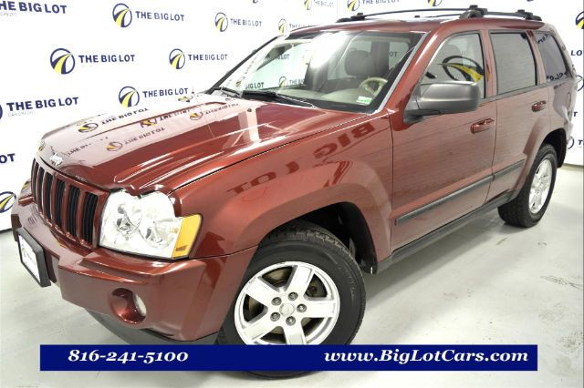 2007 Jeep Grand Cherokee Kansas City Mo 1j8gr48k57c581241 Jeep