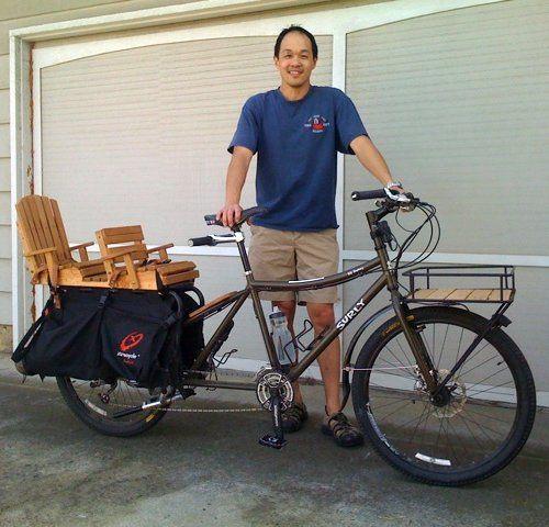 Xtracycle Diy Kids Seats Cargo Bike Xtracycle Bike Seat