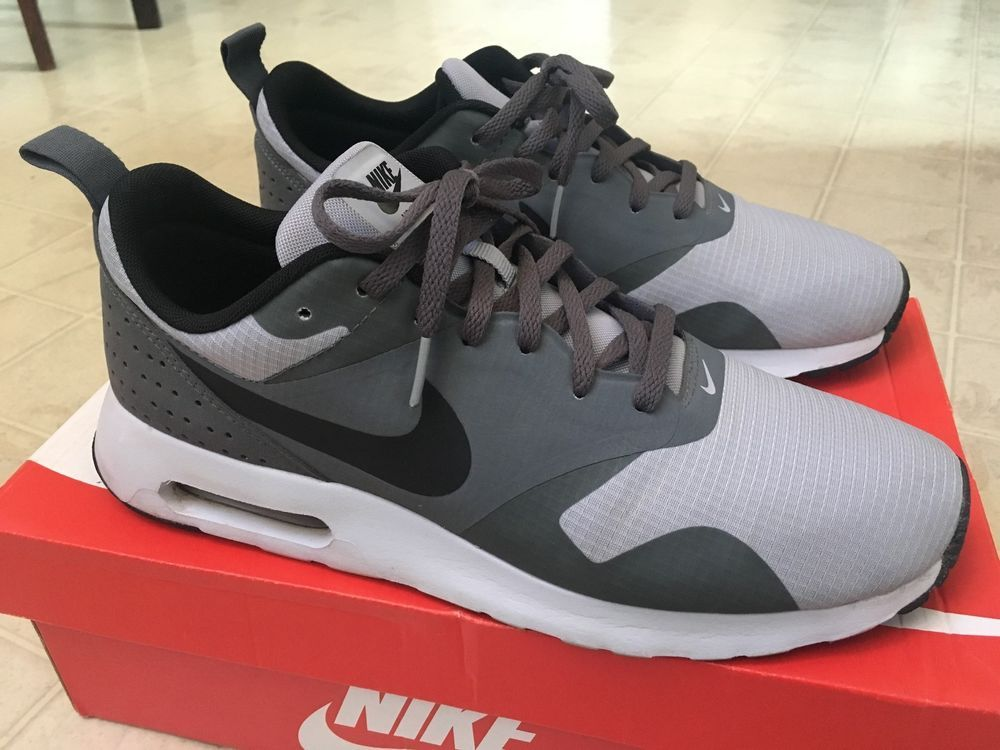 official photos 5594e 385bf Nike Air Max Tavas Wolf Grey Men s Size 9 Pre-owned in Excellent Condition   fashion  clothing  shoes  accessories  mensshoes  athleticshoes (ebay link)