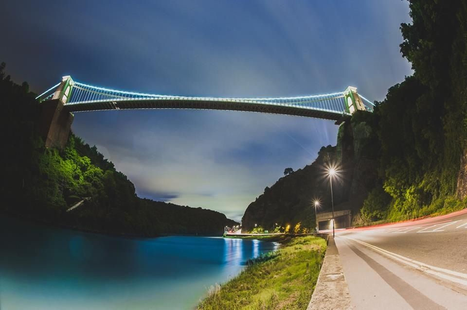 The beautiful Clifton Suspension Bridge -  Copyright Alex Rawson Photography