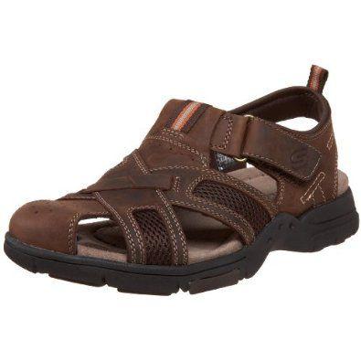 Skechers Men's Summers Sandal,Gaucho,12 M US Skechers. $60.99