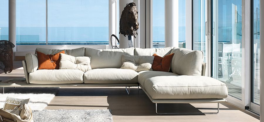 Vessel Is A High Design Sectional Sofa With A Modern Design It