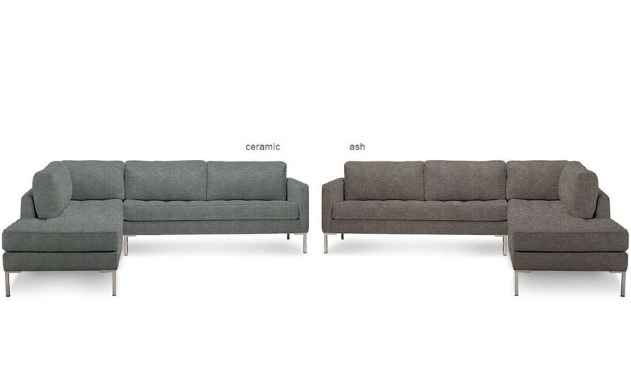Peachy Paramount Sectional Sofa Living Room Freegrace Uwap Interior Chair Design Uwaporg