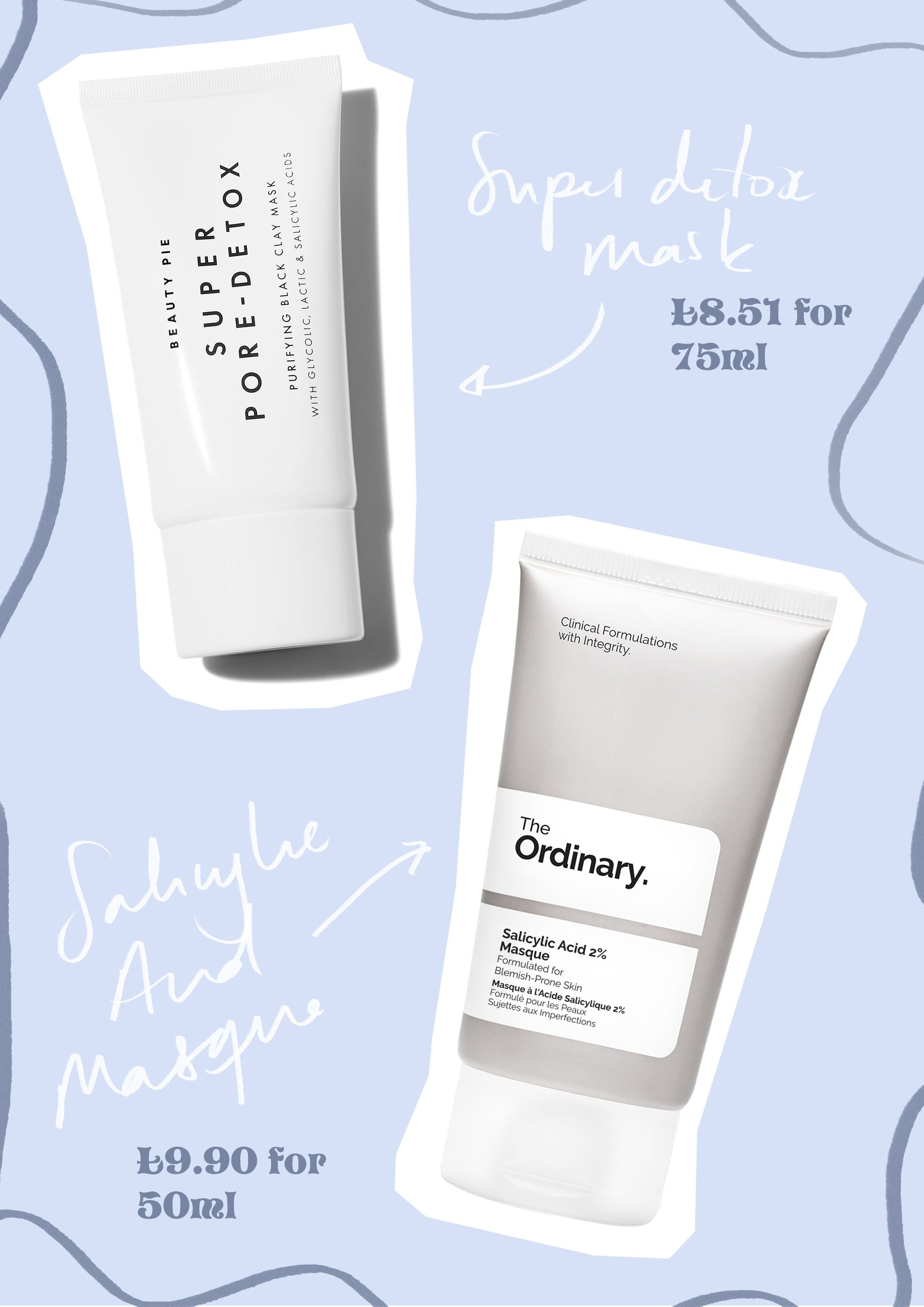 The best clay masks for oily skin in 2020 Mask for oily