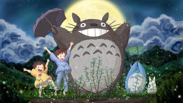 Reloj Mi Vecino Totoro 1988 Pelicula Online Subtitulada Spanish Peliculas Completas 1988 Pelicula Completa 1988 Pelicu Totoro Pelicula Totoro Totoro Imagenes