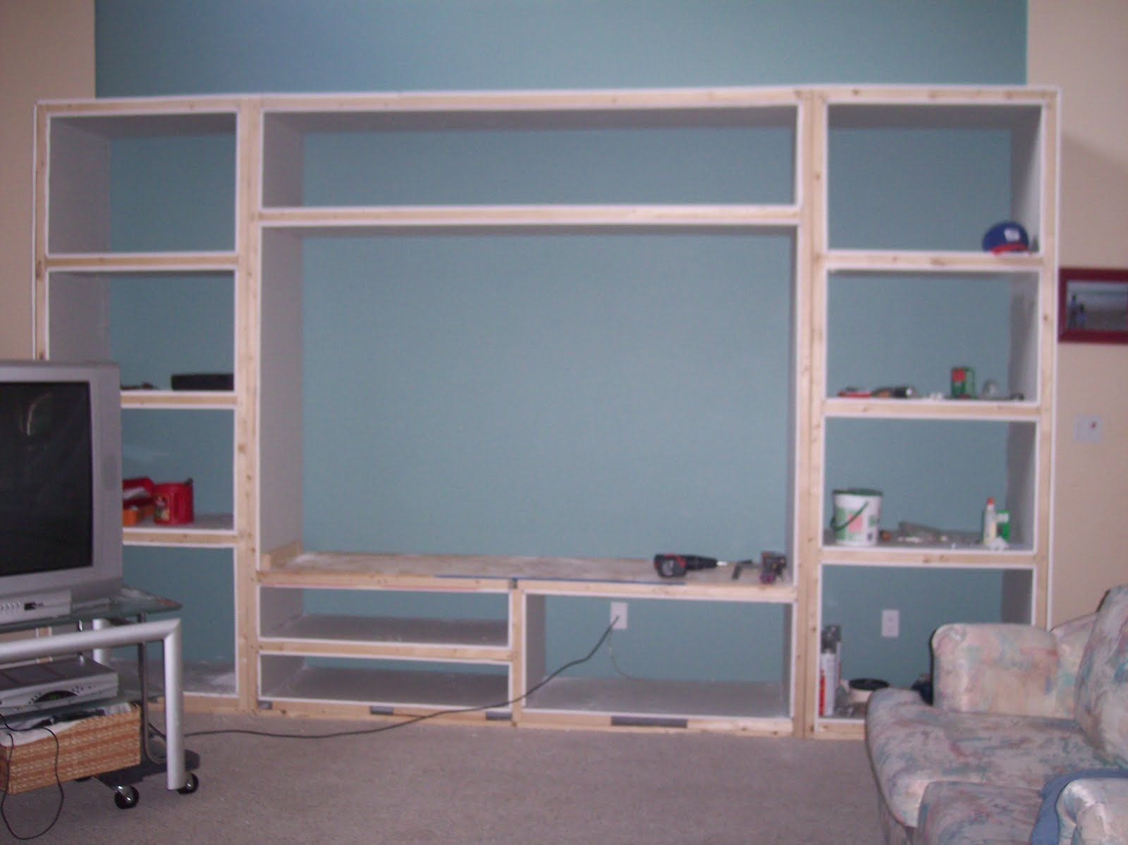 53++ reference of diy corner tv stand plans free