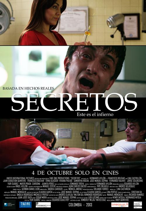 Pin En Poster S Cinecolombiano 2013