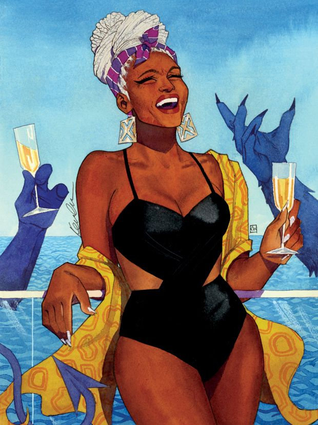 laughs on the x yacht by kevinwada