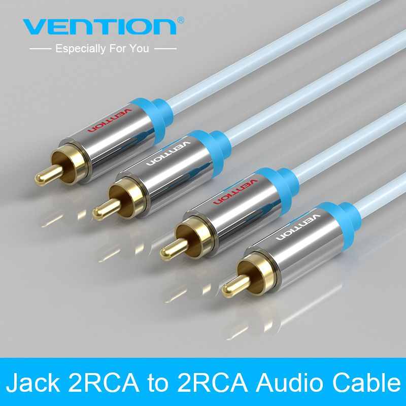 vention jack 2 rca audio cable to 2 rca aux cable for edifer home rh pinterest com RCA Home Theater Sound Home Theater System with DVD Player