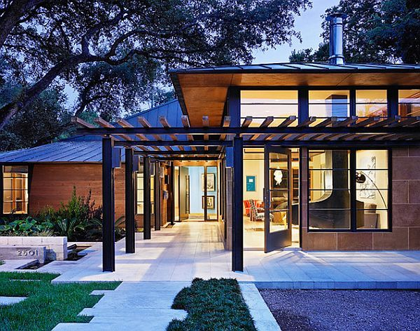 Japanese Style House Exterior House Designs Exterior House