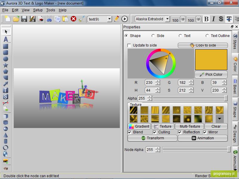 Bysoft 3.1.4.482 Animation maker, The elder