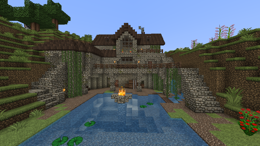 Minecraft floorplan small farmhouse by coltcoyote on deviantart house designs also rh co pinterest