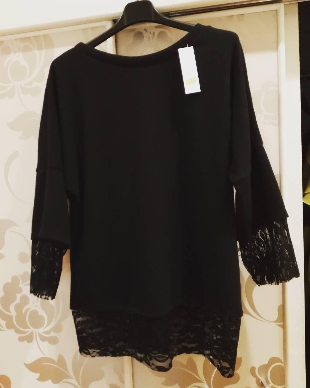 Neww #maglia pizzo #valeria #abbigliamento