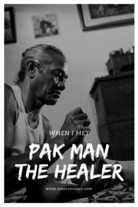 Pak Man the Balinese healer | Amore Escapes