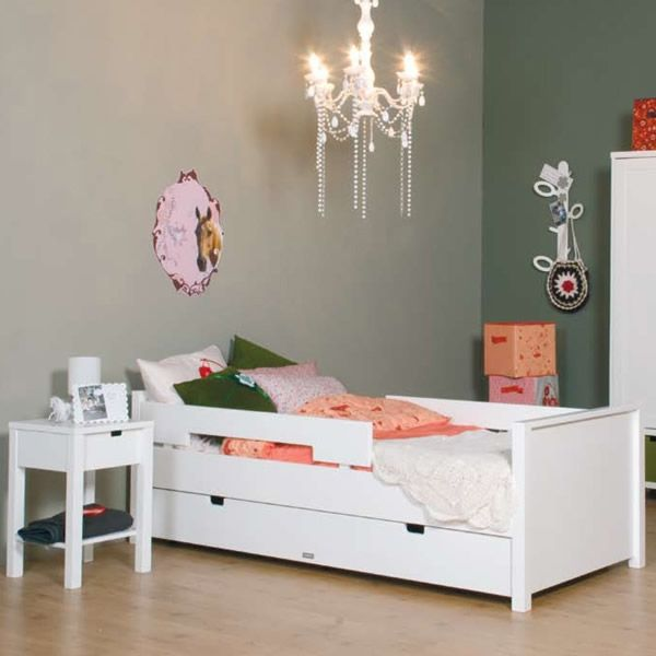 bopita mix match bett jonne f r matratze 90 x 200 cm in kinderzimmer pinterest. Black Bedroom Furniture Sets. Home Design Ideas