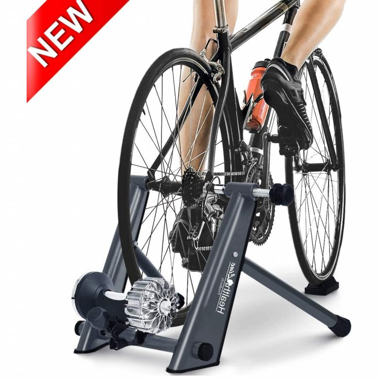 Health Line Product Indoor Portable Fluid Bike Trainer Stand In 2020 Bike Trainer Bicycle Workout Stationary Bike