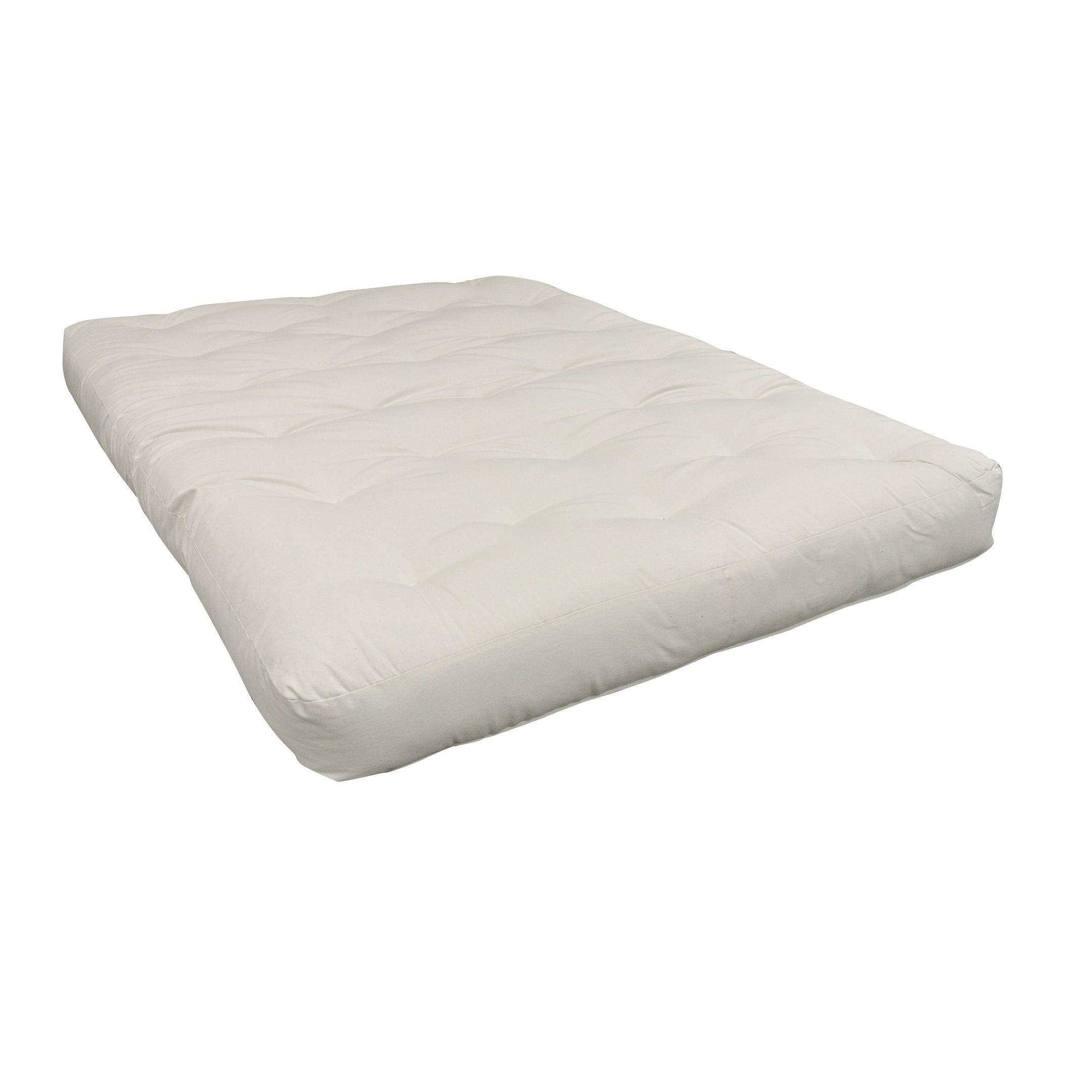 10 Double Foam Cott Size 30x75 Futon Mattress