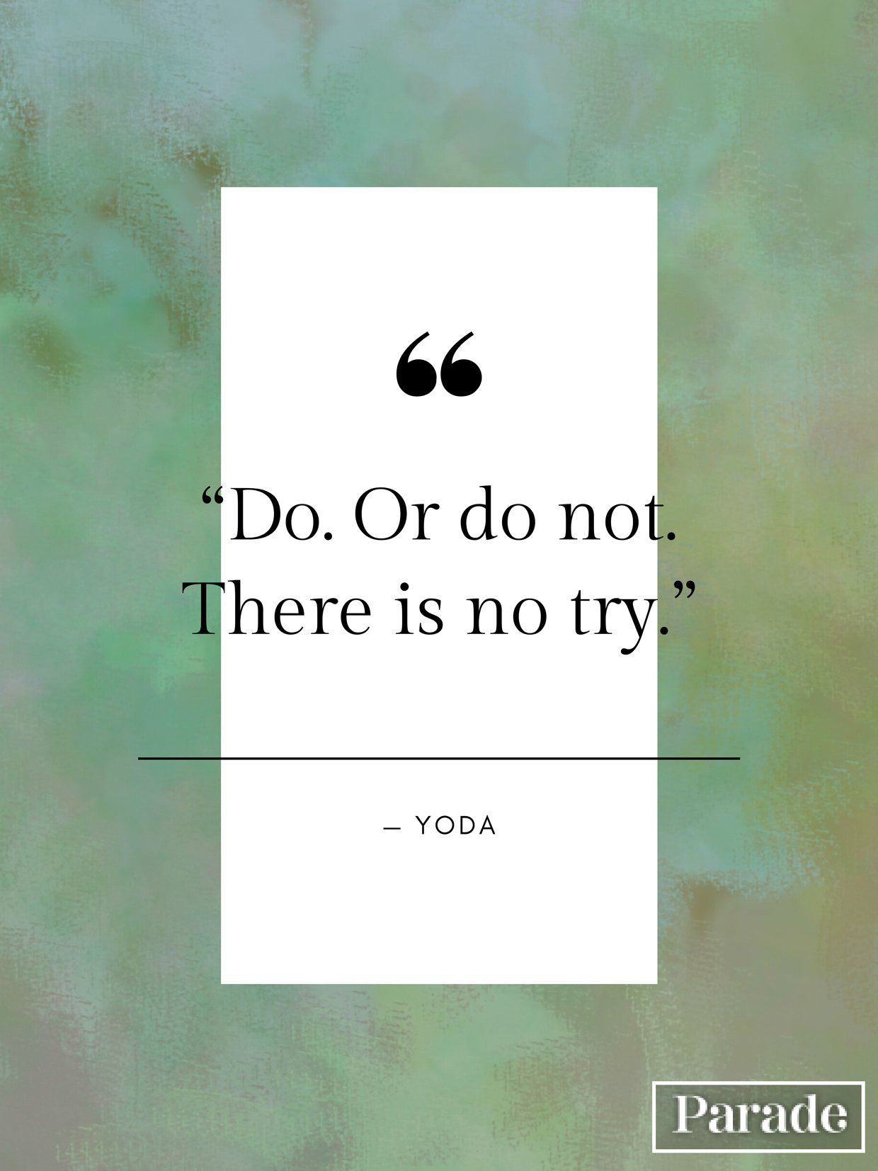 Wise Master Yoda on | Star wars quotes, Yoda quotes, Yoda try |Star Wars Best Quotes Ever