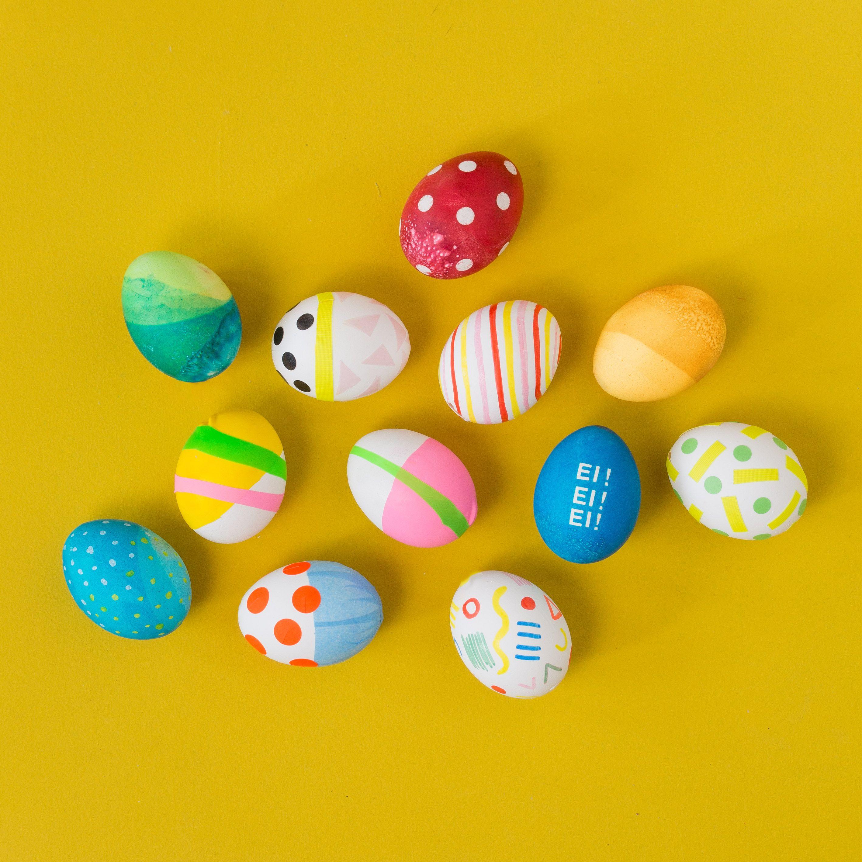 Ostereier Gestalten ostereier gestalten 4 methoden tricks für einzigartige designs