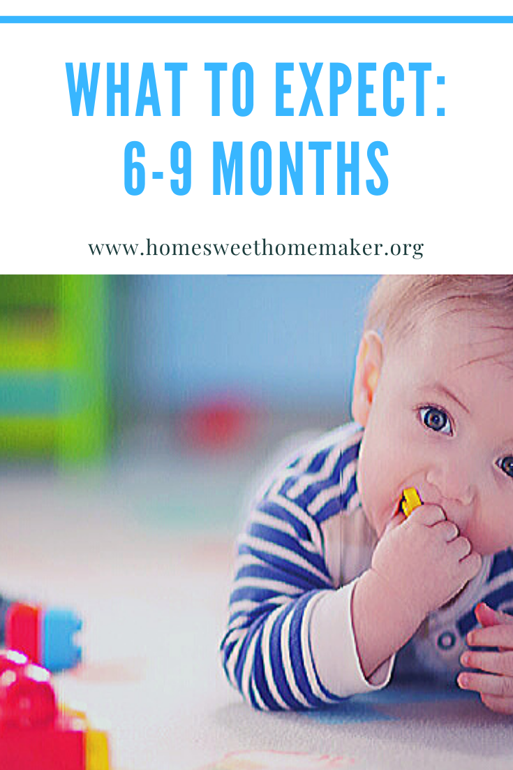 What to Expect: 6-9 Months | Baby month by month, 9th