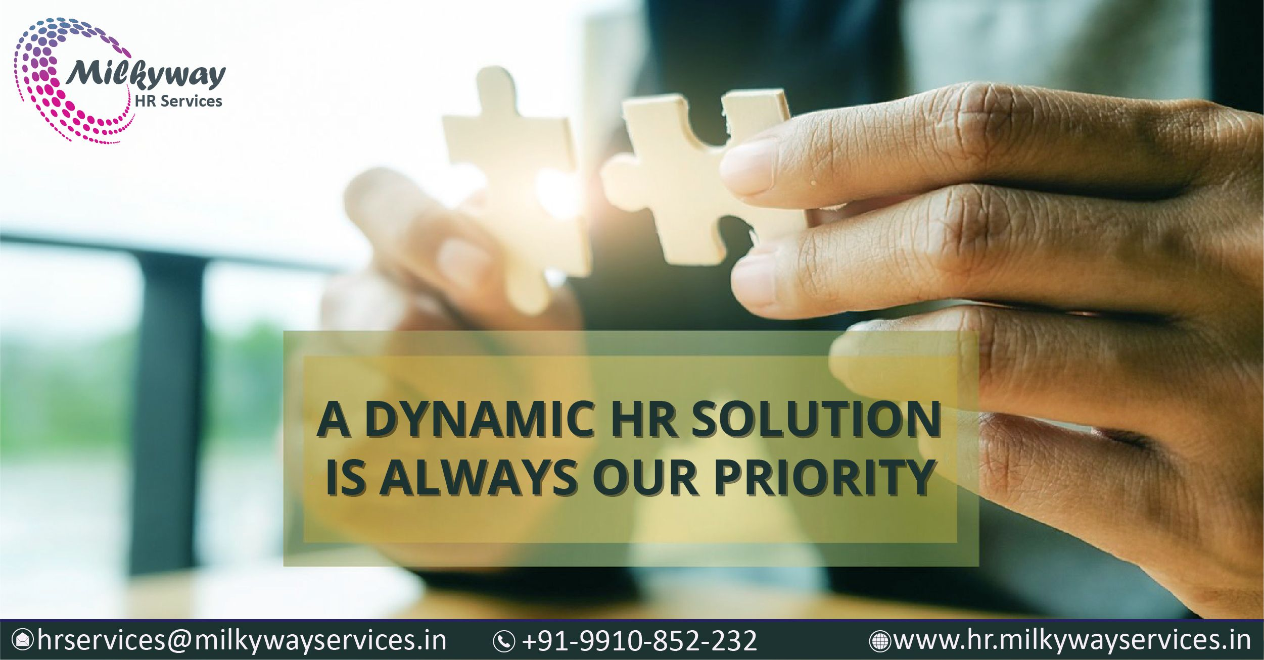 A dynamic hr solution is always our priority human