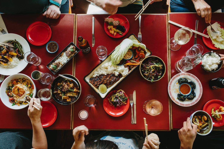 Gan Shan Station Asheville Nc Asian Restaurants Restaurant Asheville
