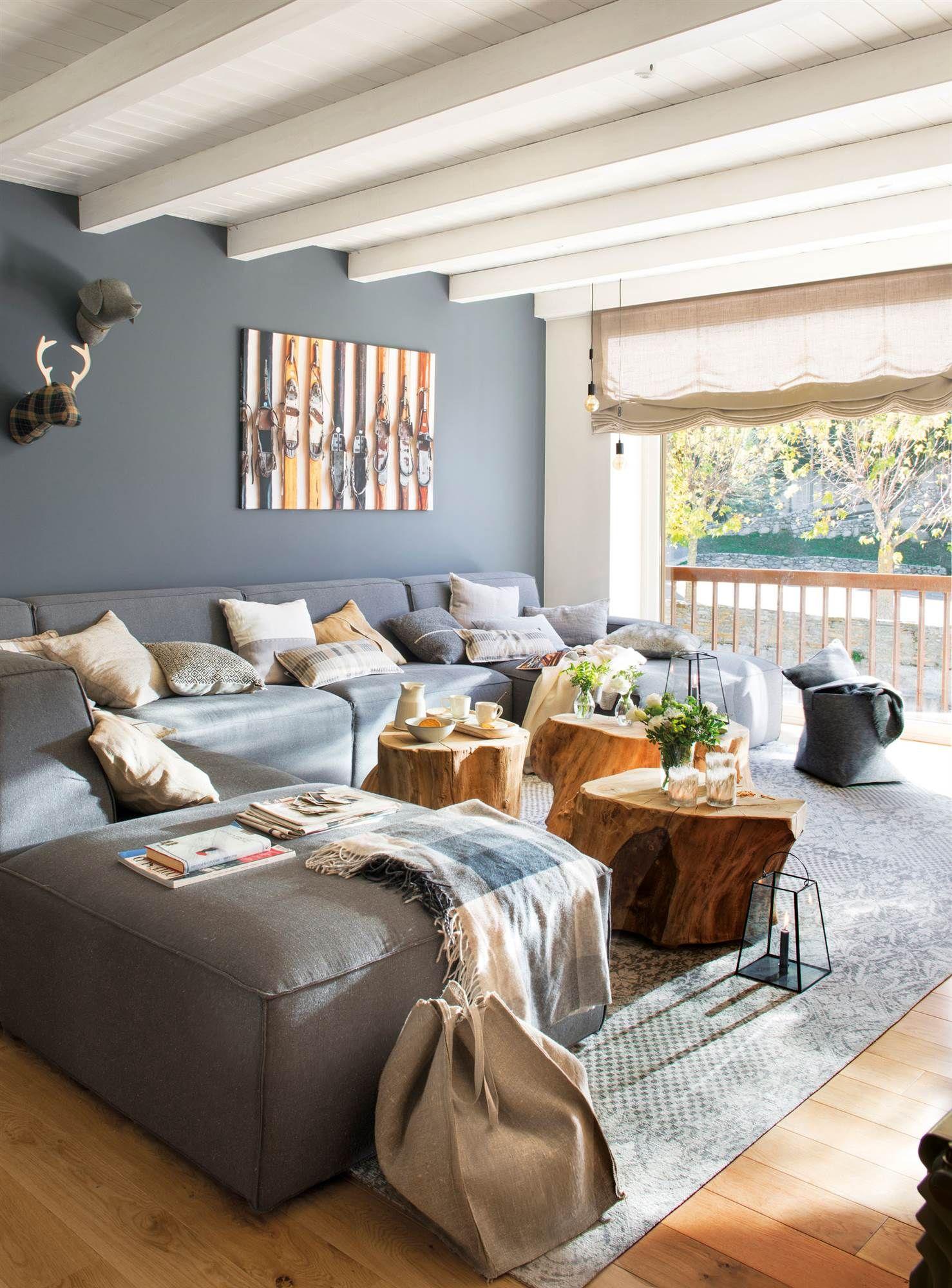 Qu muebles tendr s en 2019 habitaciones femeninas - Muebles grises paredes color ...