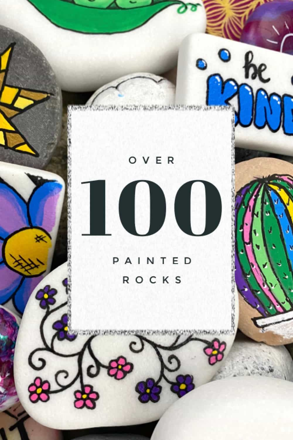 100 Easy Rock Painting Ideas That Will Inspire You Rock Painting 101 Painted Rocks Rock Painting Ideas Easy Rock Painting Tutorial