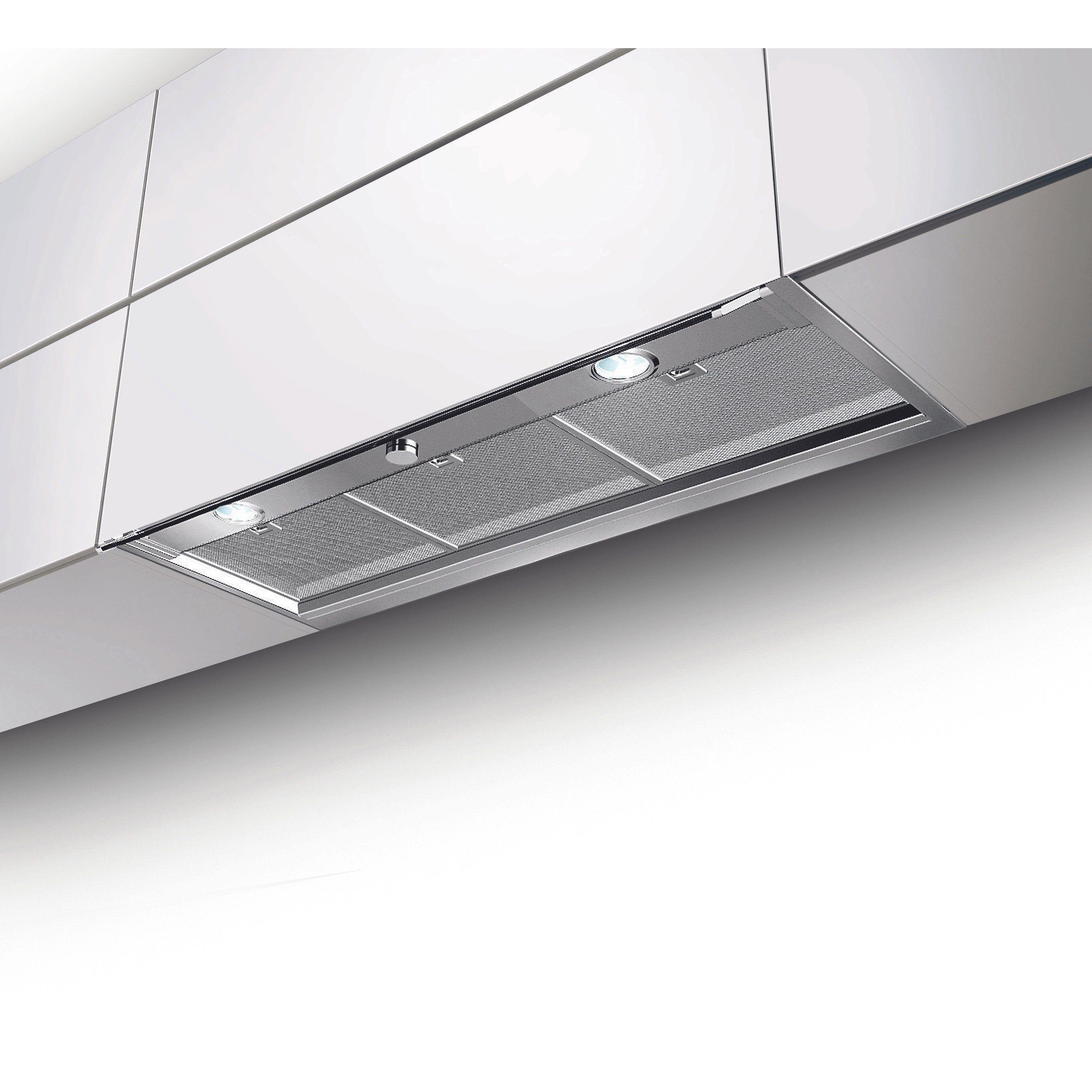 Hotte Groupe Aspirant L90 Cm Faber In Nova Smart 900 Inox Groupe