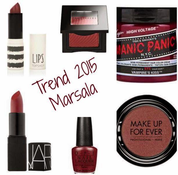 5 Tipps Pantones Trendfarbe Marsala zu tragen