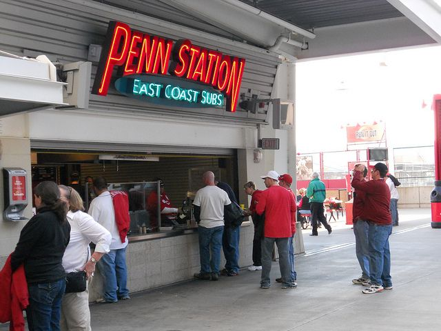 Penn Station East Coast Subs Qsr Pinterest A Well As And Photos