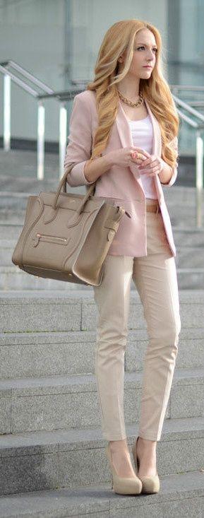 Asos Blazers, Celine Bags, Zara Pants