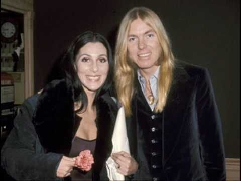Cher Gregg Allman Can You Fool Playlist From The Album Two The Hard Way They Divorced And Took It Off Cher Bono Allman Brothers Allman Brothers Band