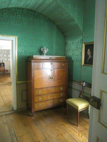 Schlafzimmer Von Anna Amalia Weimarpedia Historische Hauser Biedermeier Mobel Schlafzimmer