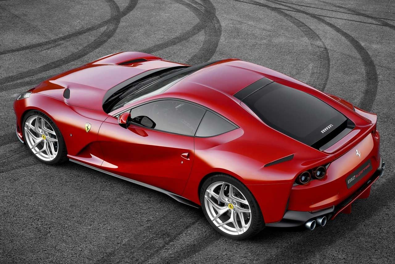 ferrari 812 superfast has been launched in india it is said to be rh pinterest com
