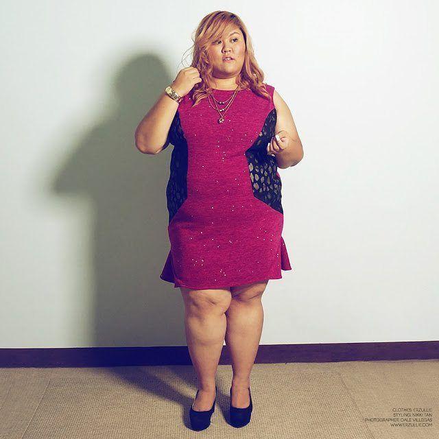 Erzullie Plus Size Fashion @erzullie_plussize - The @erzullie_plussize ou...Yooying