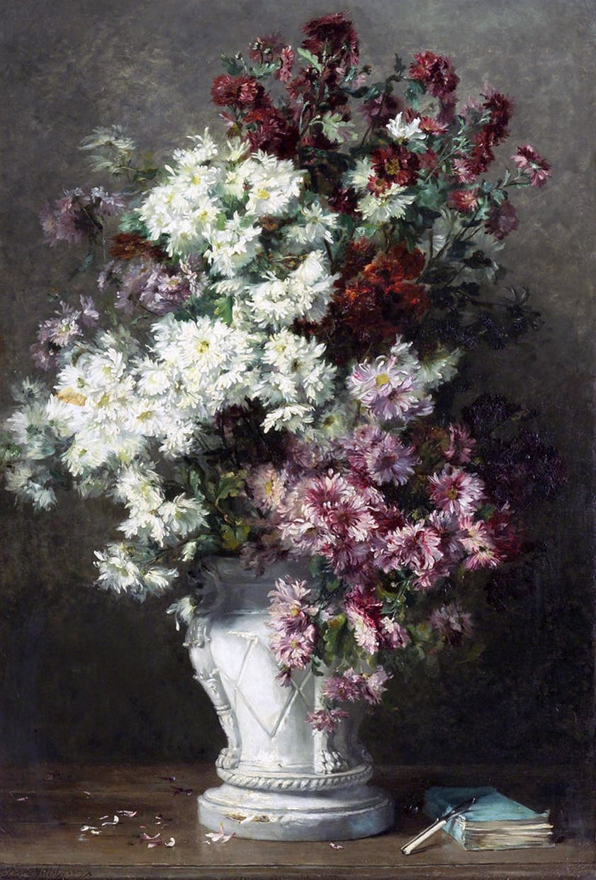 Jenny Villebasseyx, nee Roche (French, b. 1854)