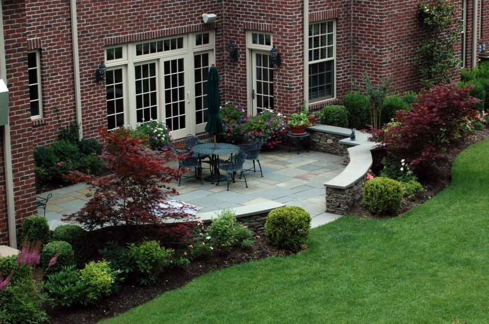 Patios Harmony Design Group Landscaping Around Patio Patio Landscaping Bluestone Patio,Small Walk In Closet Designs Pictures