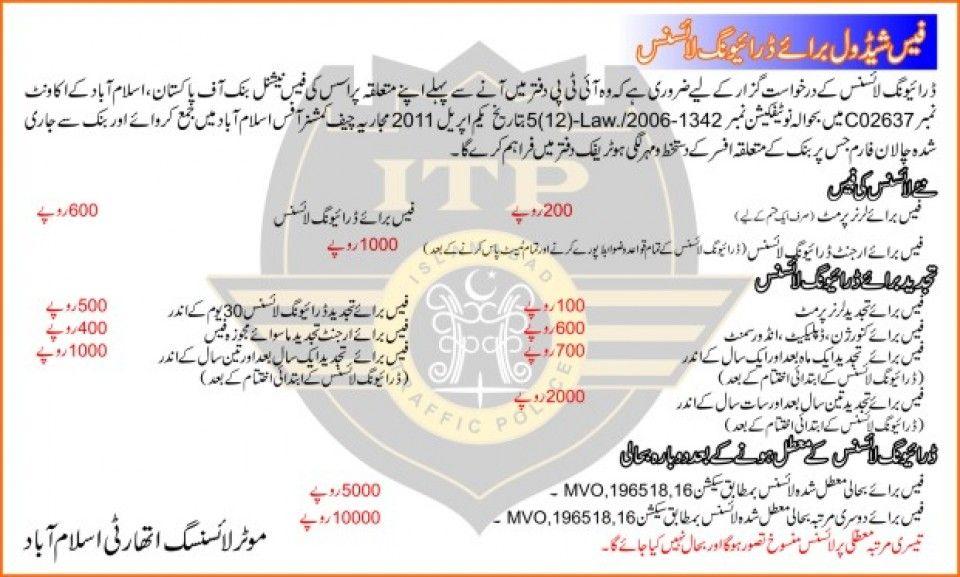 Itp islamabad traffic police driving school f8