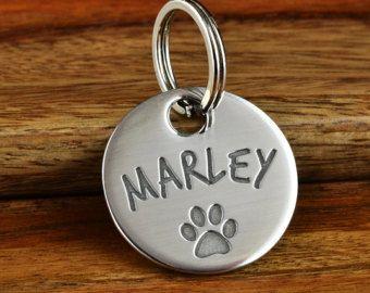 custom pet id tag personalized pet tags modern pet deep